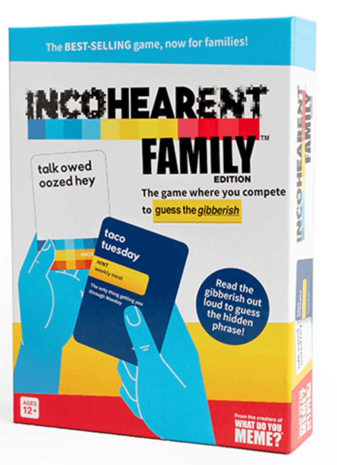 Incohearant Family Edition