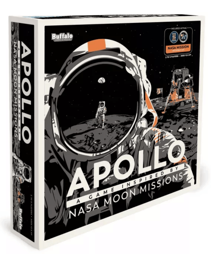 Apollo: A Collaborative Game Inspired by NASA Moon Missions