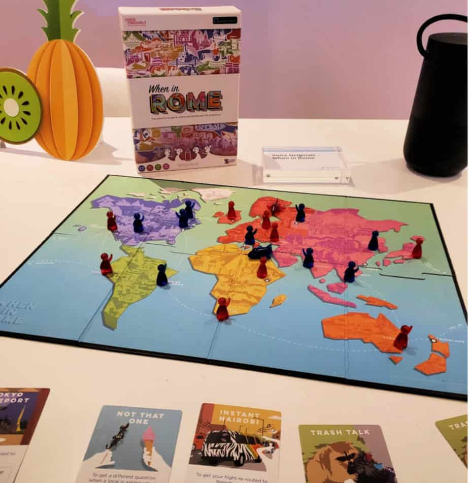 Board Games at CES