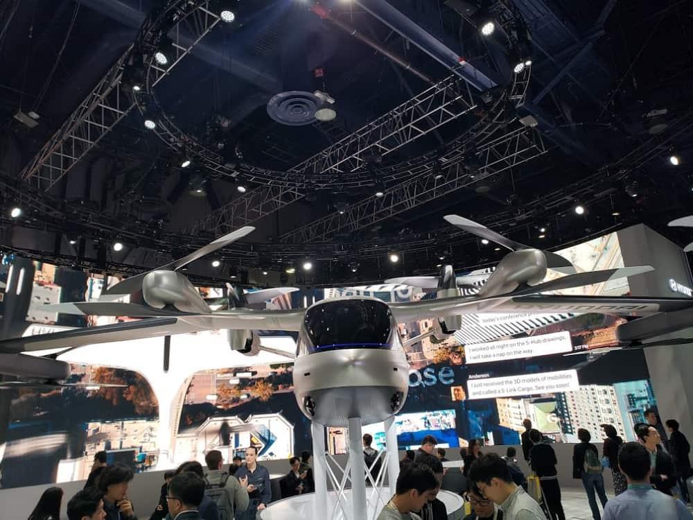 CES 2020 Recap Hyundai and Uber Collaboration