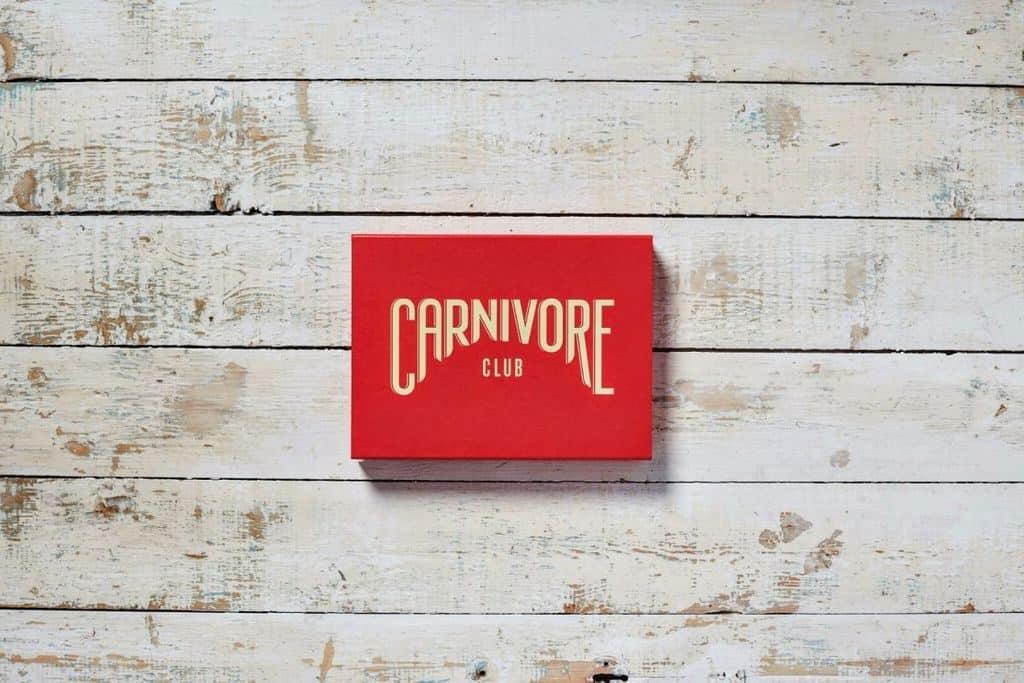 Carnivore Club Meat Subscription Box