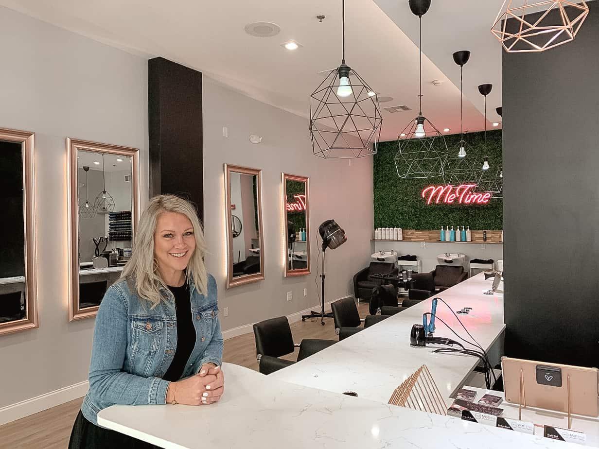 Meet MeTime Salon Owner, Kelly McArdle!