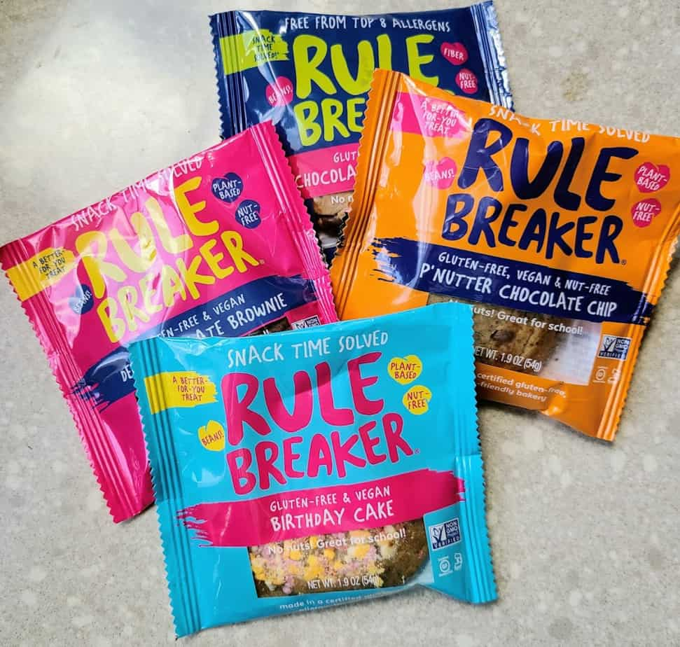 Rulebreakers Brownies and Blondies