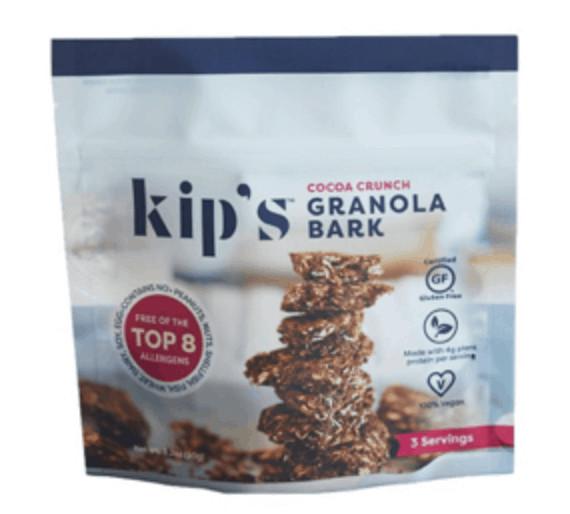 Kip's Granola Bark - Cocoa