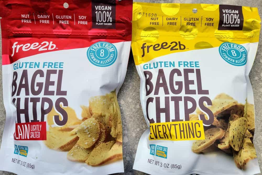 free2b bagel chips