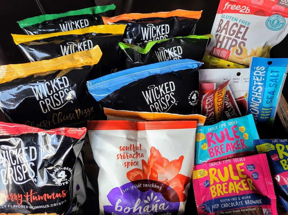 My Most Favorite Healthy Snacks That Taste Good!
