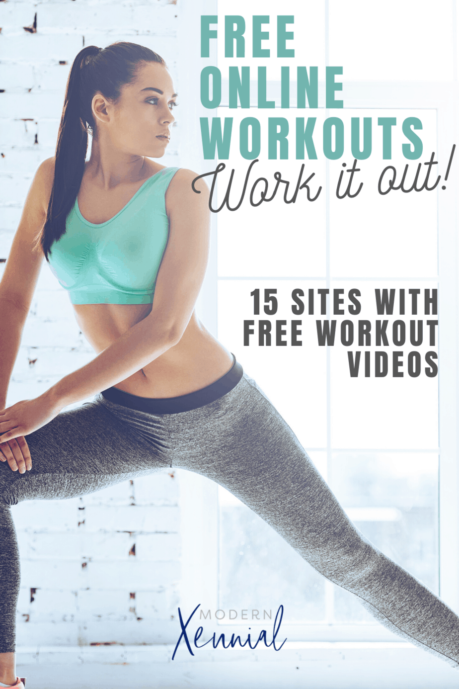 Free at home online workouts