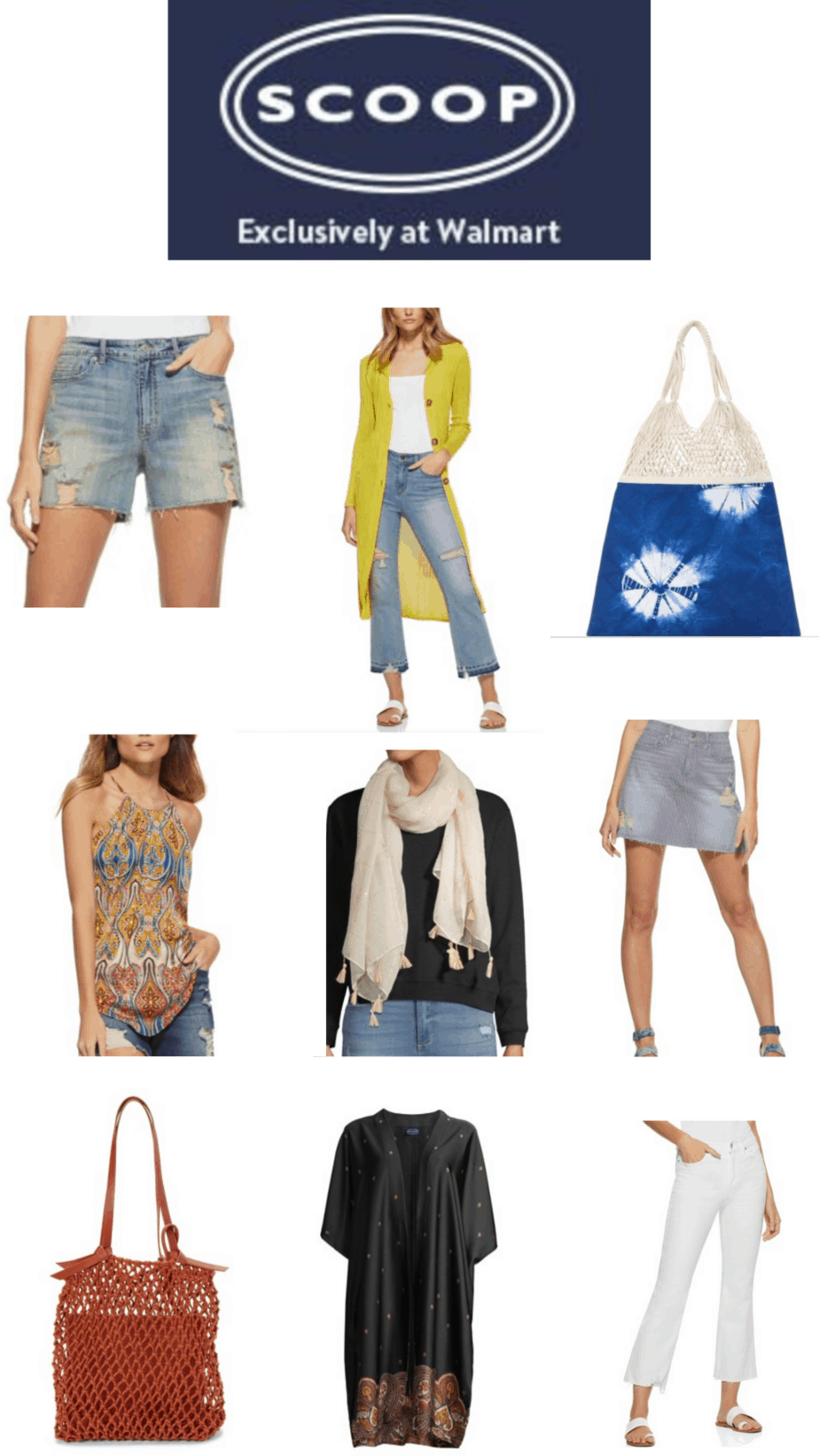 Spring Fashion Finds From Walmart