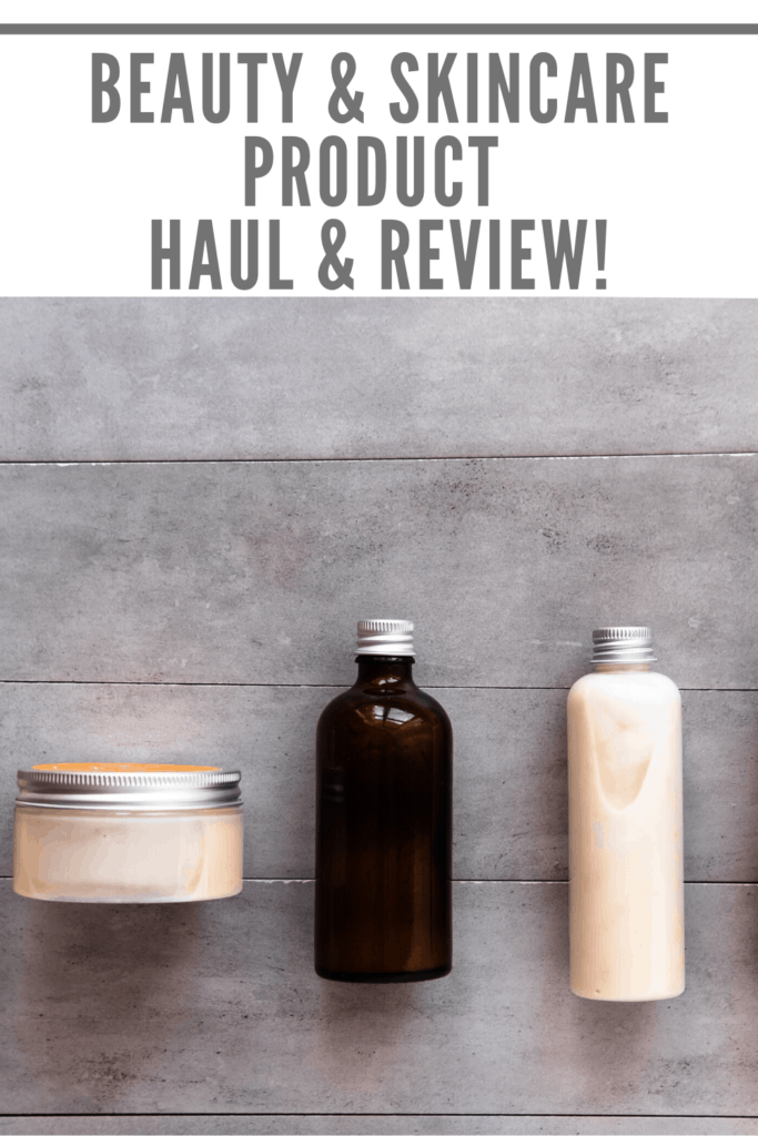 Beauty and Skincare Products