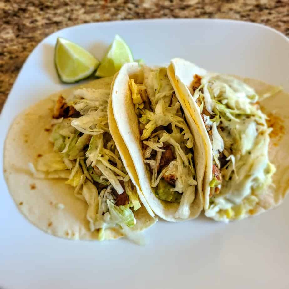 Delicious Fish Tacos Recipe – Perfect For #TacoTuesday