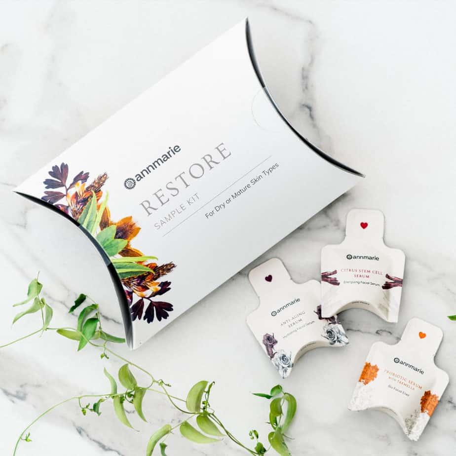 Annmarie Skincare Sample Kit