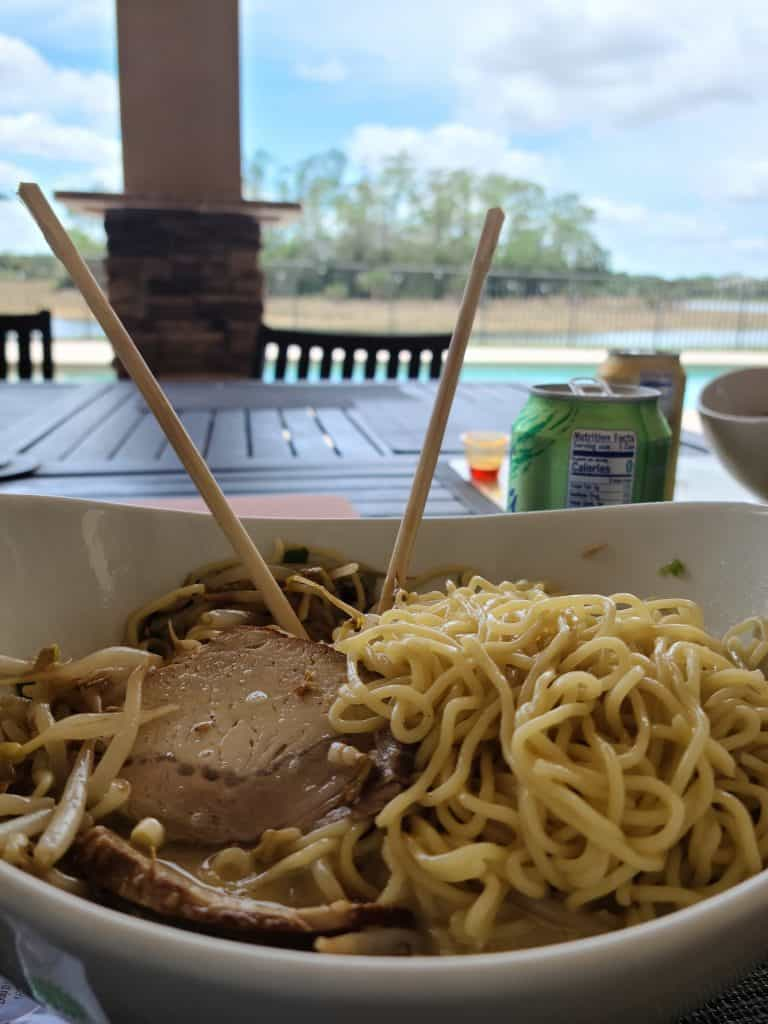 Cha Cha Ramen Noodles