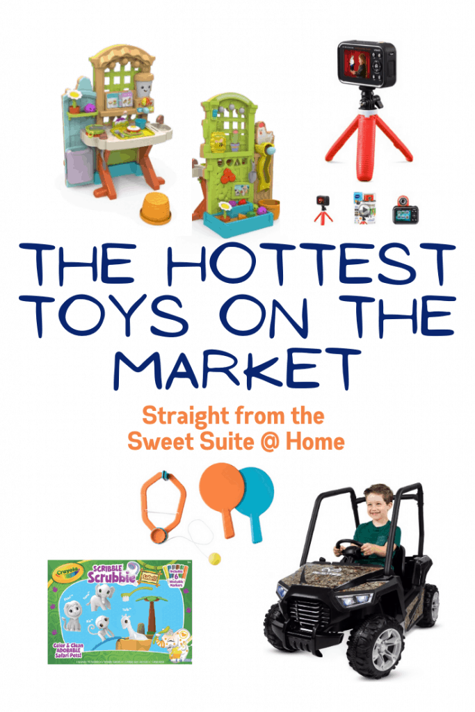 hottest toys on the market