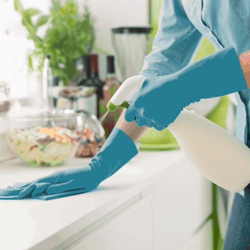 Tips for making household chores easier