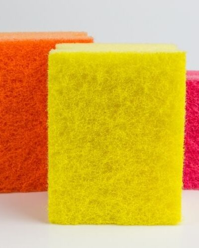 The Down Low on the Kitchen Sponge