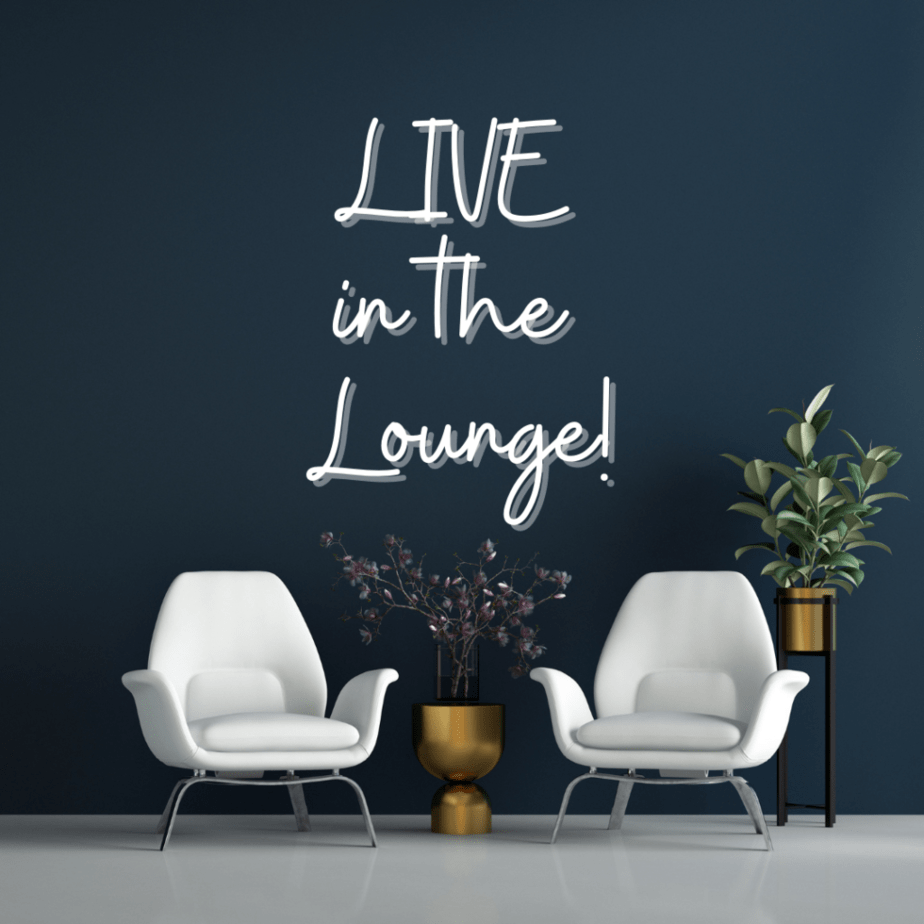 LIVE in the Lounge!
