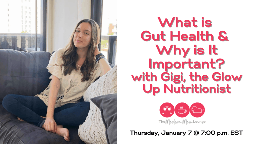 The Glow Up Nutritionist with Gigi
