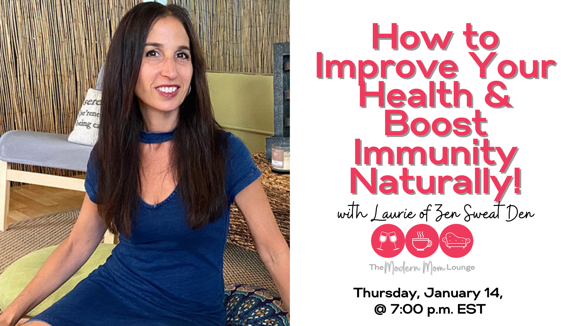 How to Improve Your Health & Boost Immunity Naturally!