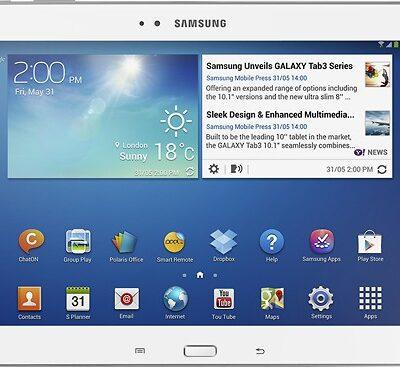 BLOGGER OPP!  Samsung – Galaxy Tab 3 10.1 – 16GB – White & 1 yr insurance