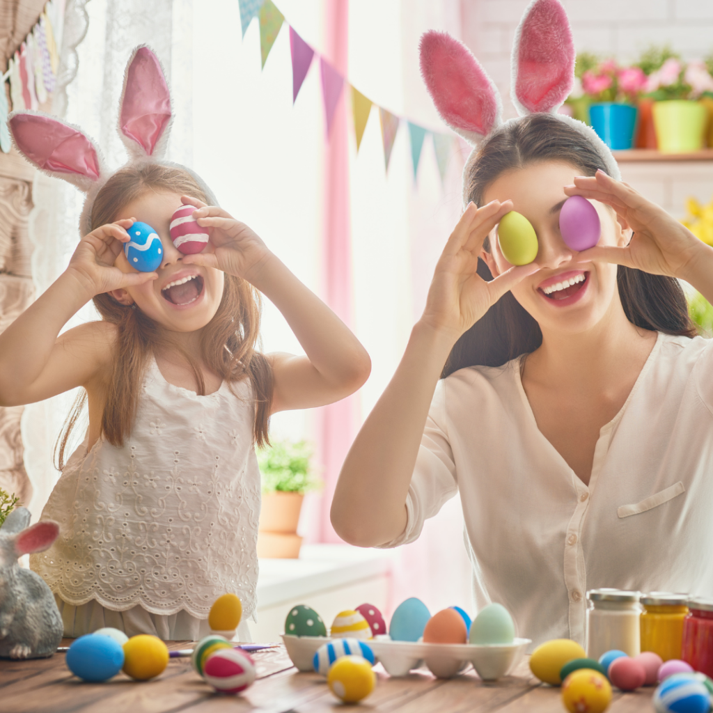 DIY Kids Activities for Easter