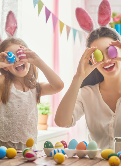 Fun DIY Kids Activities For Easter