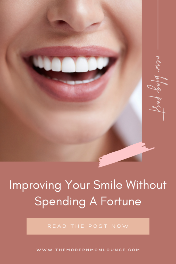 Improving Your Smile Without Spending A Fortune