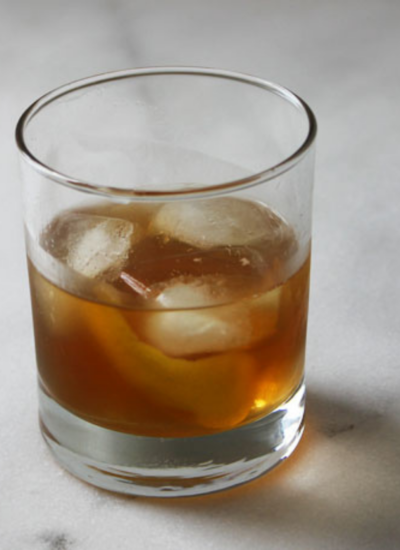 COCKTAIL RECIPE: A Simple But Delicious Bourbon Sour