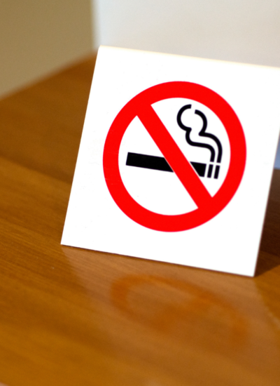 Eight Good Reasons Why You Should Quit Smoking Today