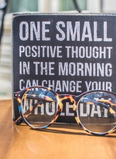 4 Ways of Adding Gratitude and Positivity to Your Daily Life