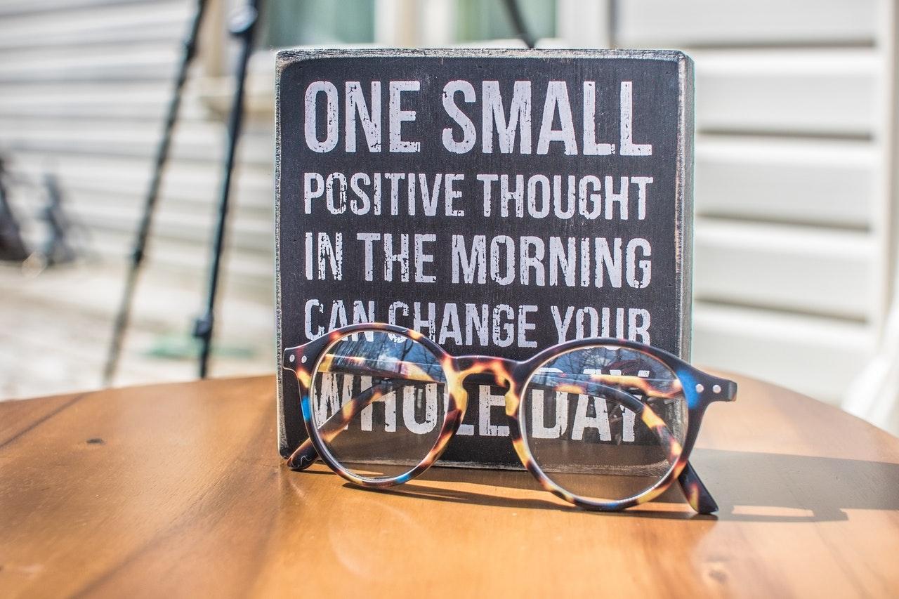 adding gratitude and positivity