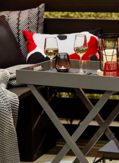 How to Make the Most of Your Petite Patio