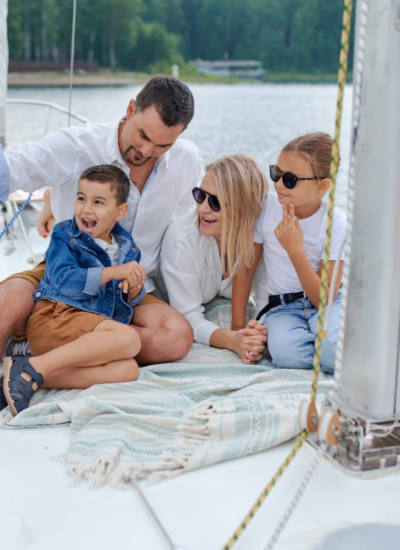 4 Benefits of Getting Out on the Water With the Family!