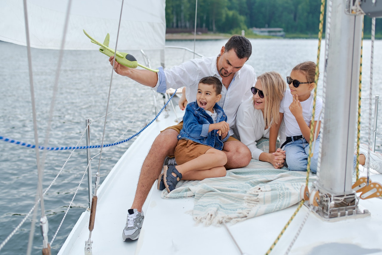 4 Benefits of Getting Out on the Water!