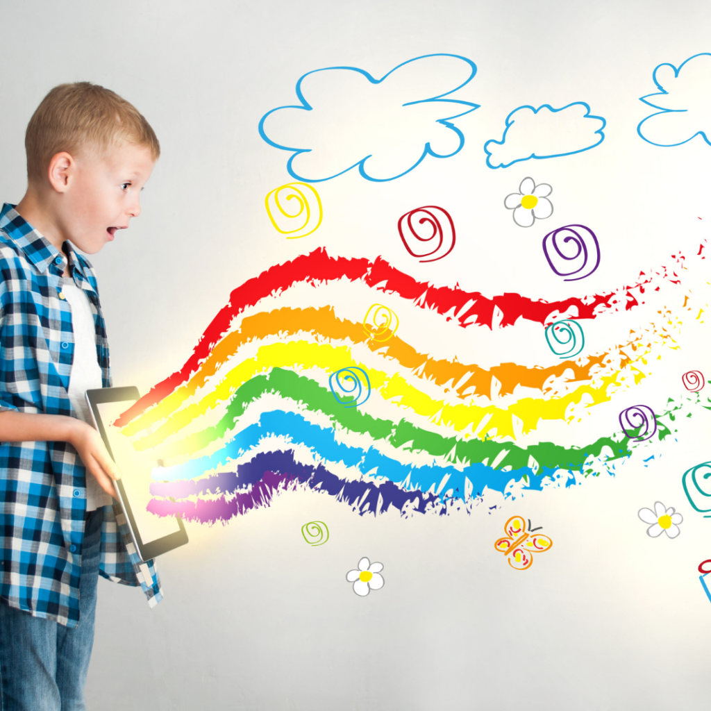 Feed Your Child's Creativity