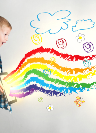 How to Feed Your Child's Creativity