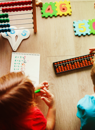 Three Ways to Support Early Math Learning