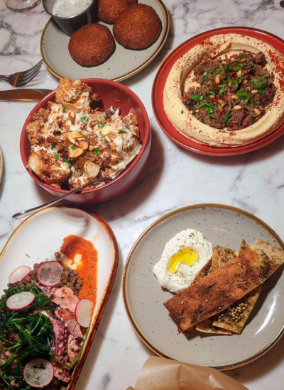 Amar – Lebanese Food at It's Finest