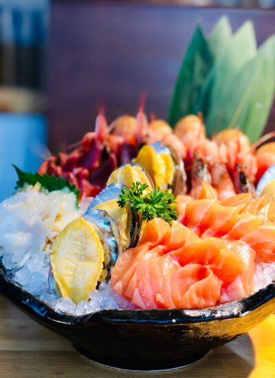 7 Simple Ways to Include More Seafood in Your Diet