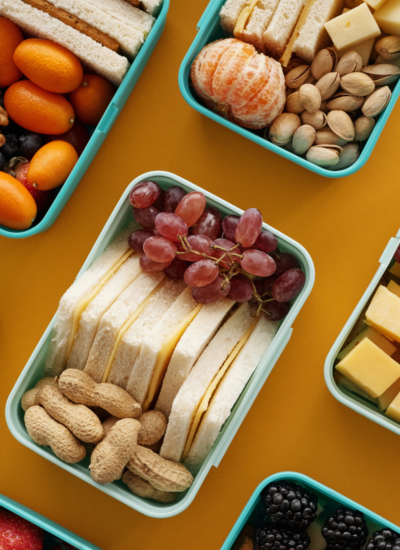 Liven Up Your Child's Lunch Box
