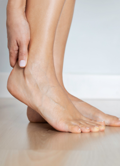 Tips To Treat a Sprained Ankle