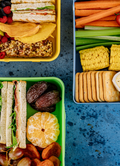 7 Healthy Snacks For Moms And Kids On The Go